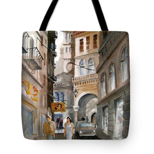Roma 01 Tote Bag