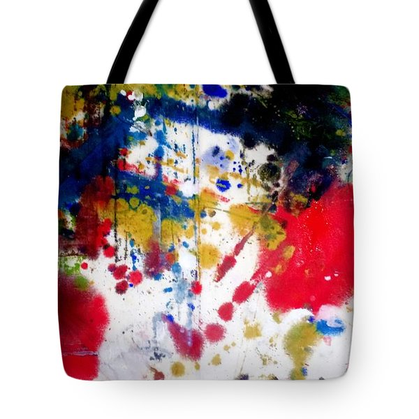 Romak Abstract Tote Bag