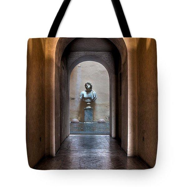 Roman Entry Tote Bag