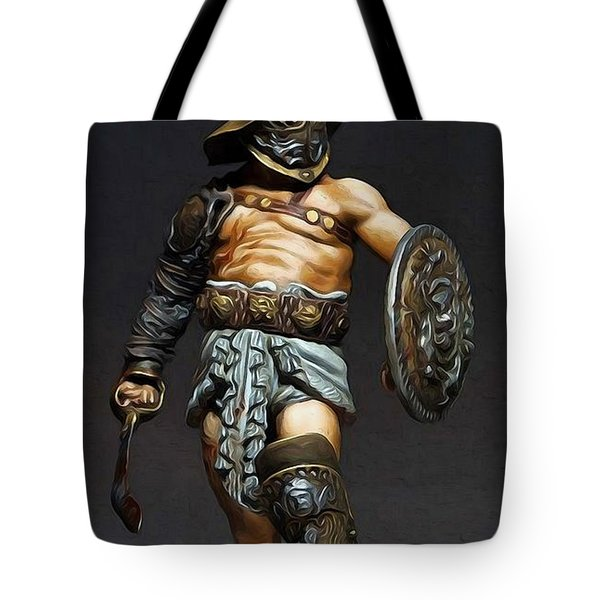 Roman Gladiator - 02 Tote Bag