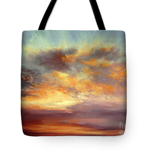 Romance Tote Bag by Valerie Travers