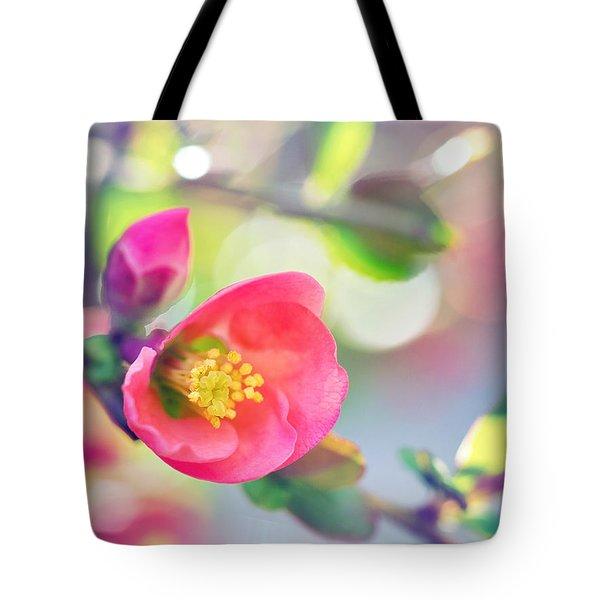 Romancing Spring I Tote Bag