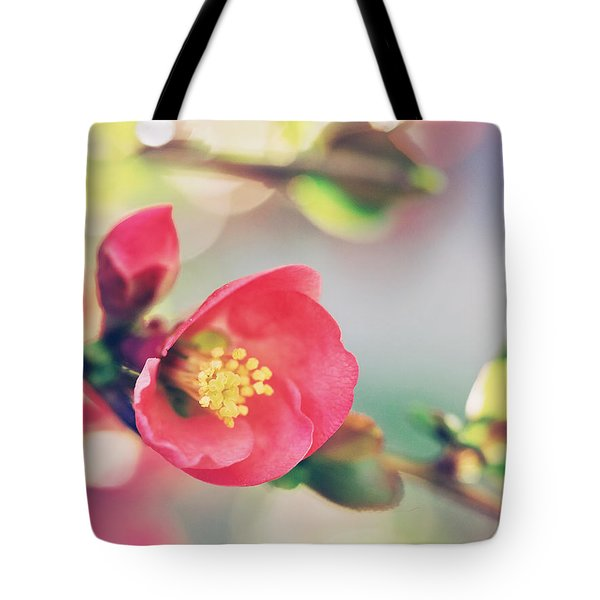 Romancing Spring II Tote Bag