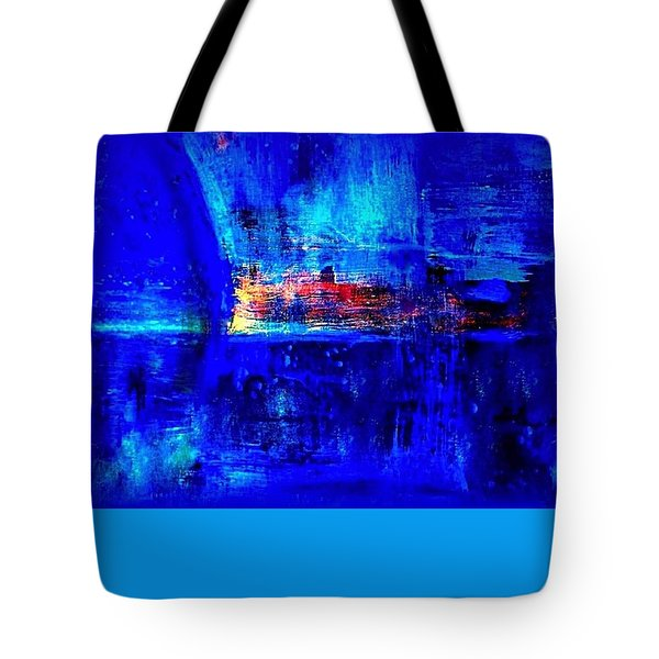 Romancing The Arctic Tote Bag by VIVA Anderson