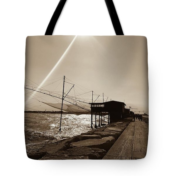 Romantic Ballad Tote Bag