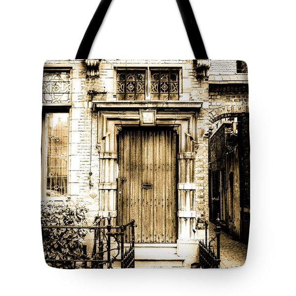 Romantic Bruges Tote Bag