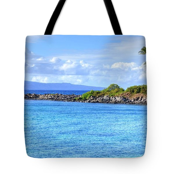 Tote Bag featuring the photograph Romantic Kapalua  by Kelly Wade