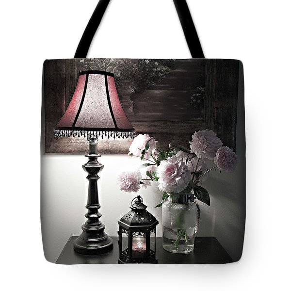 Romantic Nights Tote Bag