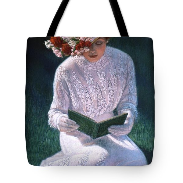 Romantic Novel Tote Bag