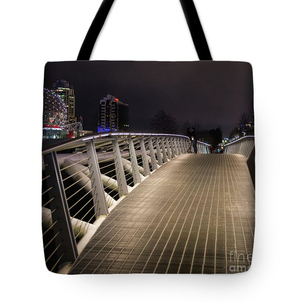 Romantic Proposal Tote Bag