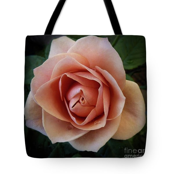 Tote Bag featuring the photograph Romantic Rose by Patricia Strand