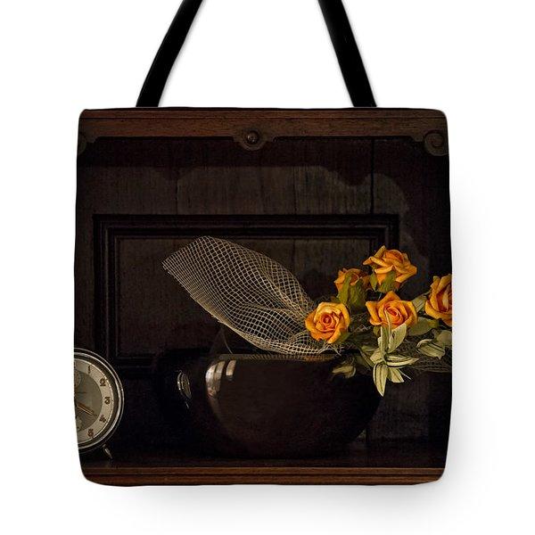 Romantic Still Life Tote Bag