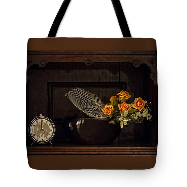 Romantic Still Life Tote Bag