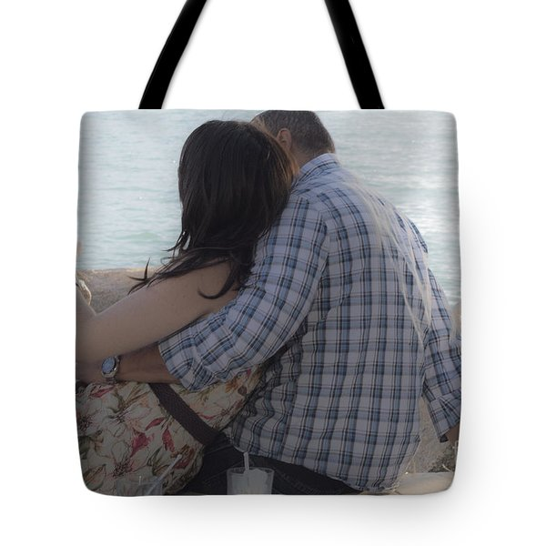 Romantic Whispers Tote Bag