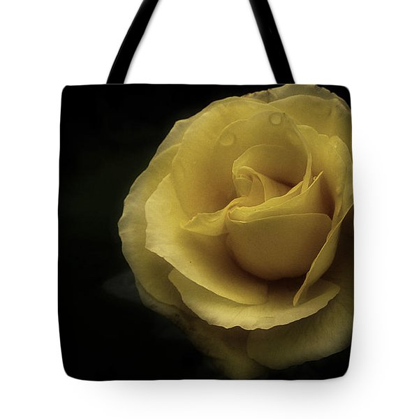 Romantic Yellow Rose 2016 Tote Bag