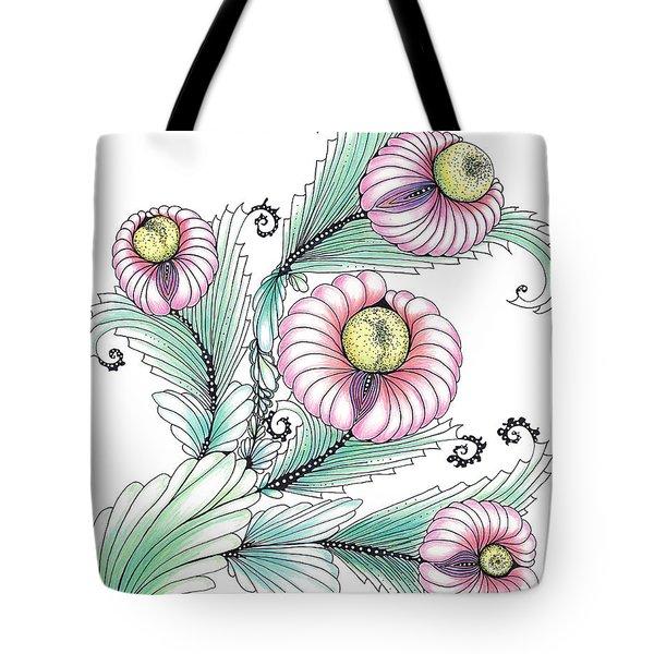 Romashki Tote Bag