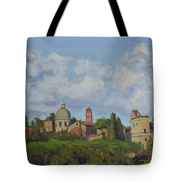 Rome Afternoon Tote Bag