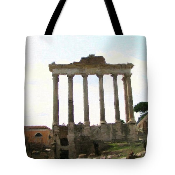 Rome The Eternal City Tote Bag