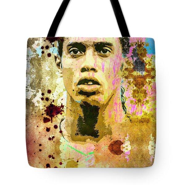 Ronaldinho Gaucho Tote Bag
