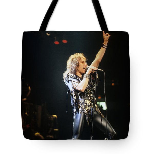 Ronnie James Dio Tote Bag