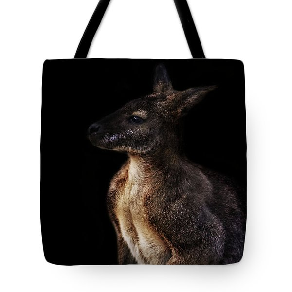 Roo Tote Bag by Martin Newman