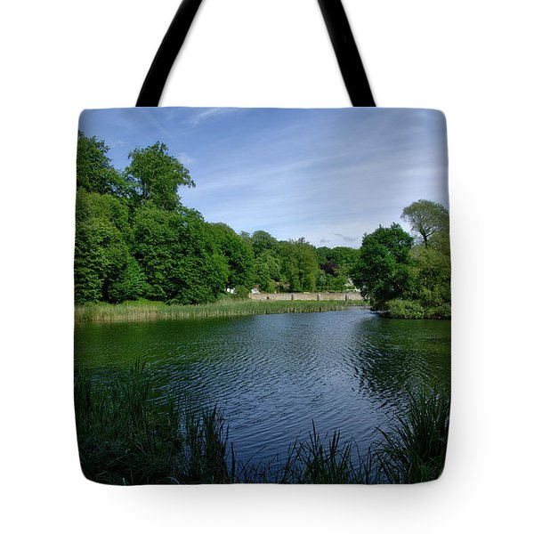 Rood Klooster Tote Bag