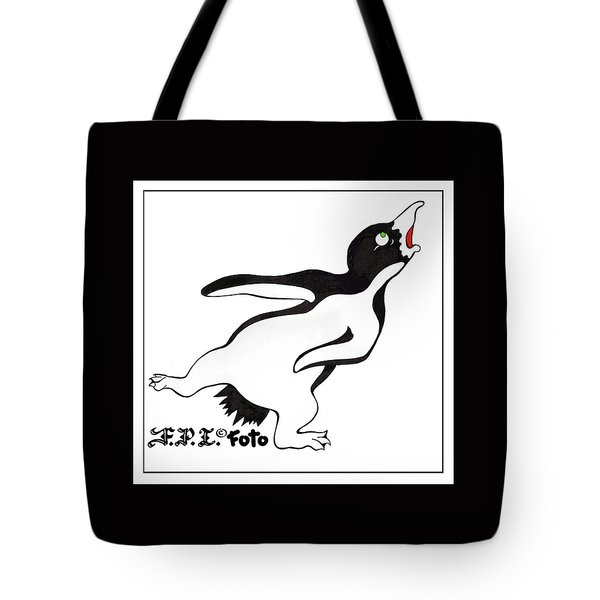 Rookery Correspondent Frizbie Tote Bag by Dawn Sperry