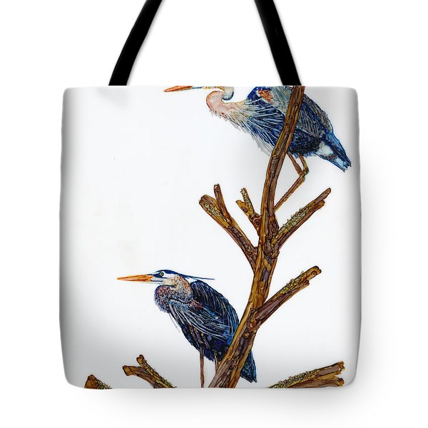 Rookery Tote Bag