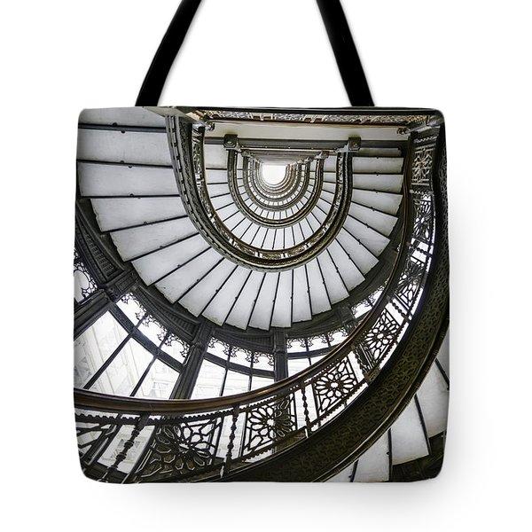 Rookery Stairway Tote Bag