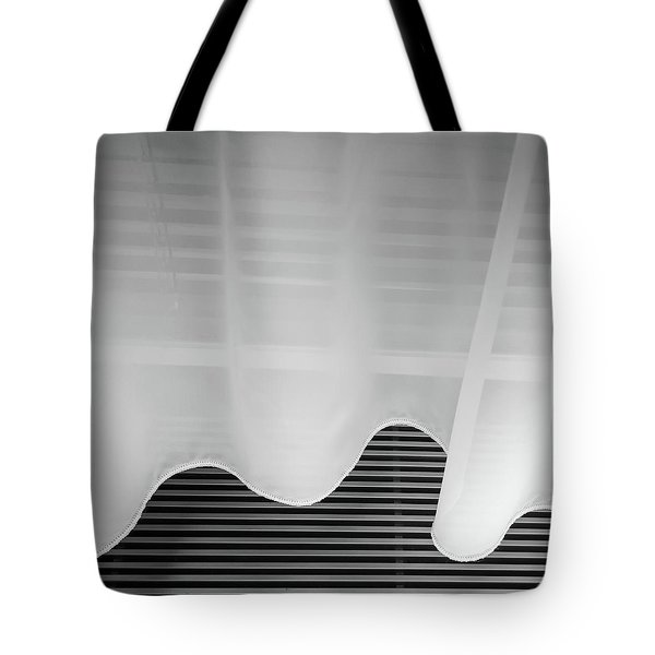 Tote Bag featuring the photograph Room 515 by Eric Lake