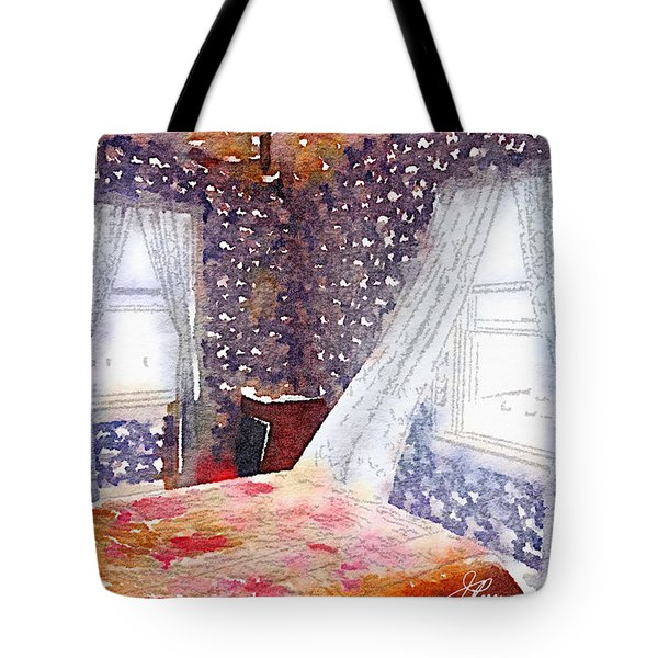 Room 803 Tote Bag