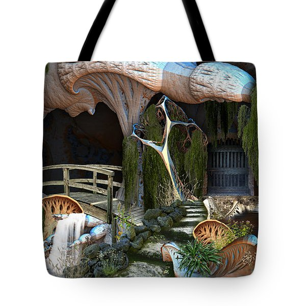 Room For Expansion Tote Bag