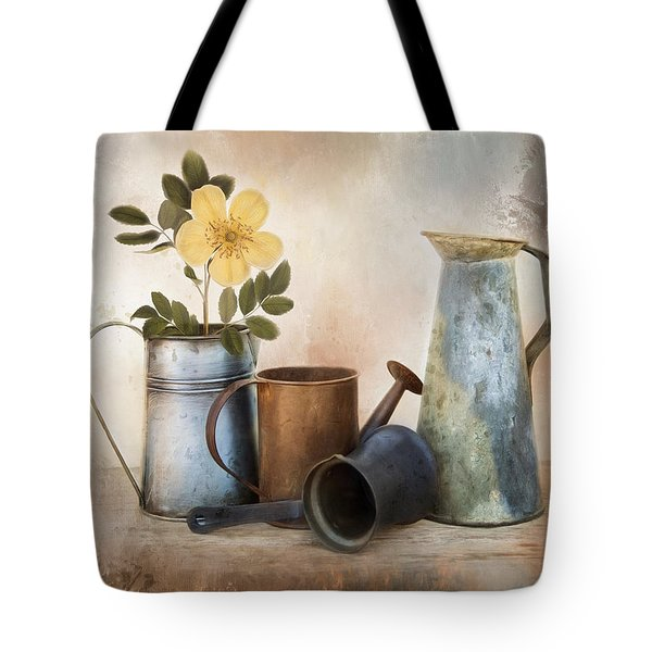 Tote Bag featuring the photograph Room For More by Robin-Lee Vieira