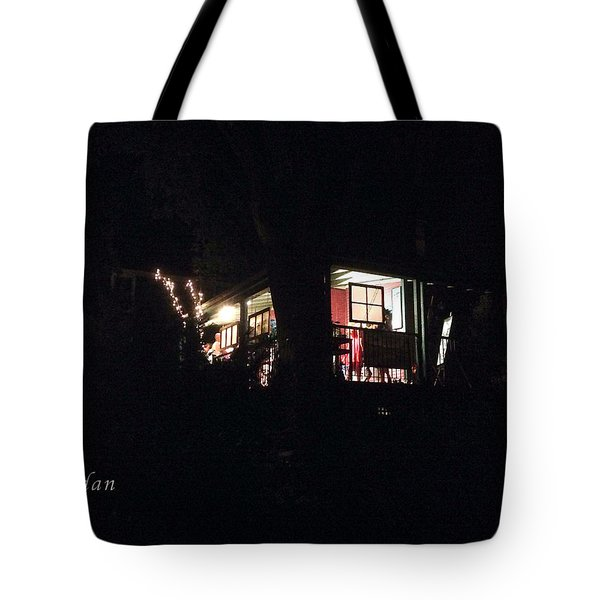 Tote Bag featuring the photograph Room In The Sky by Felipe Adan Lerma