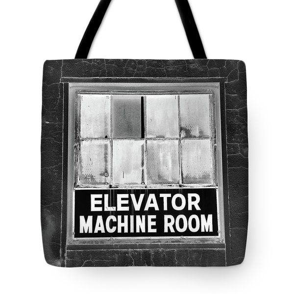 Tote Bag featuring the photograph Room by Robert Geary