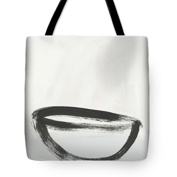 Room To Receive 1- Zen Abstract Art By Linda Woods Tote Bag