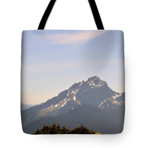 Room To Think Tote Bag