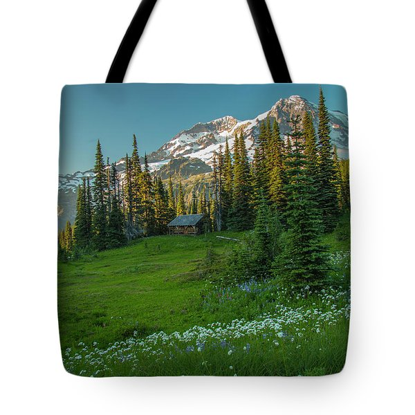 Room With A View 2 Tote Bag