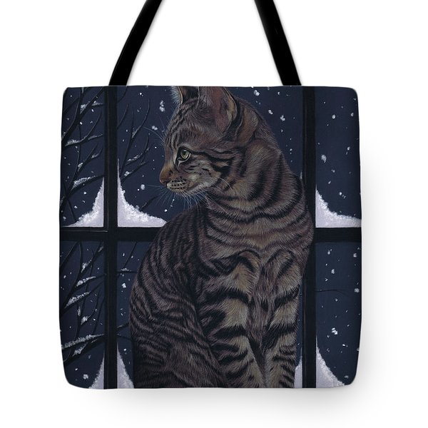 Room With A View Tote Bag