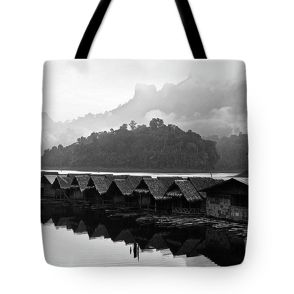 Room With A View - Kho Sok Thailand Tote Bag