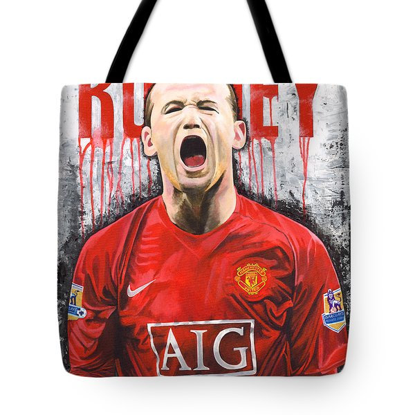 Rooney Tote Bag by Jeff Gomez