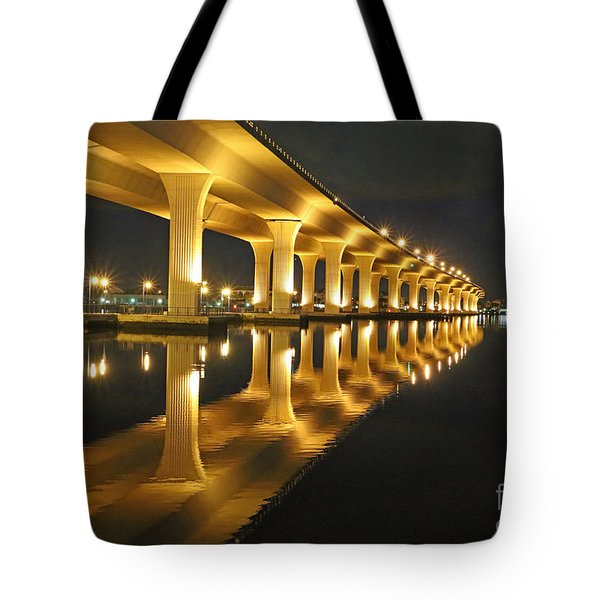 Roosevelt Reflection Tote Bag