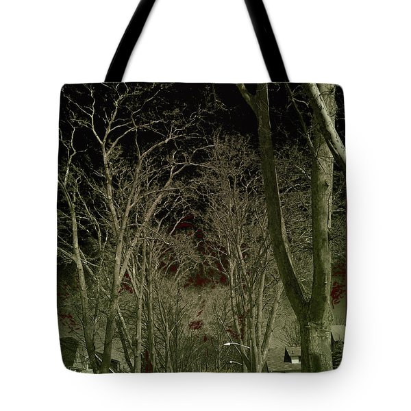 Roosevelt Avenue I Tote Bag
