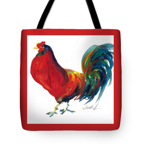Rooster - Little Napoleon Tote Bag
