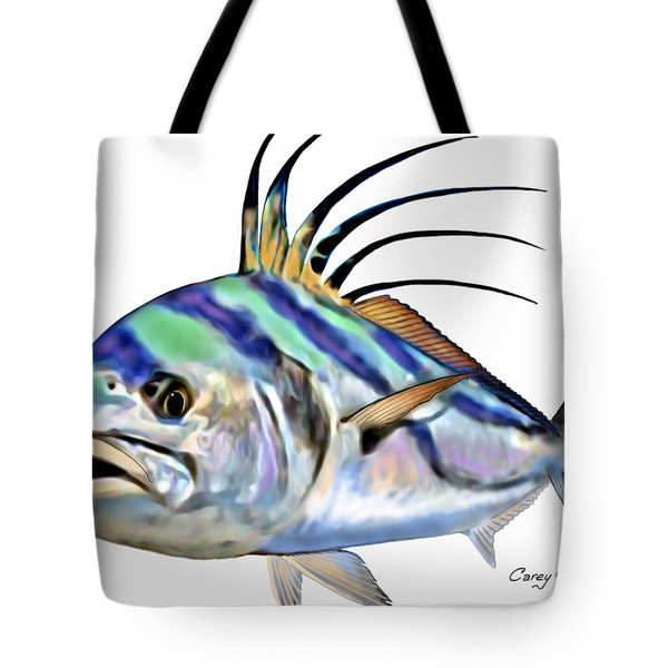 Roosterfish Digital Tote Bag