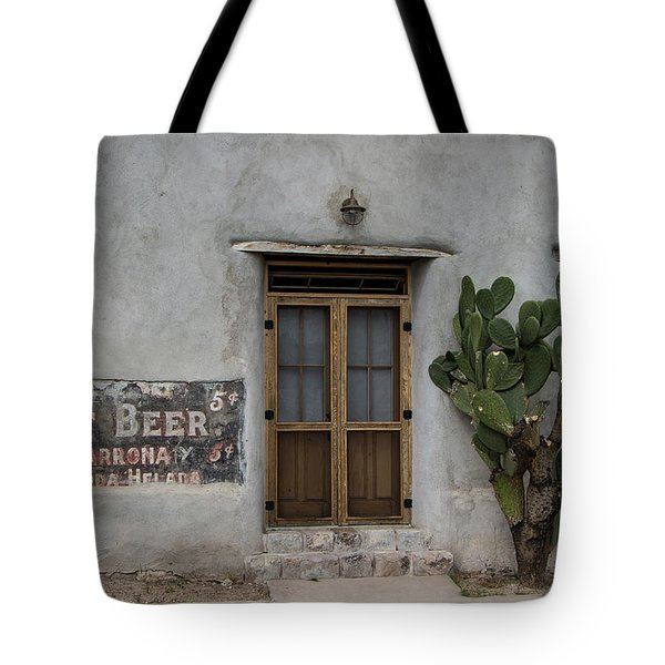 Tote Bag featuring the photograph Root Beer And Chardonnay? by Teresa Wilson