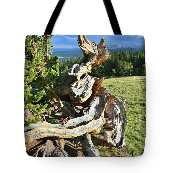 Root System Tote Bag