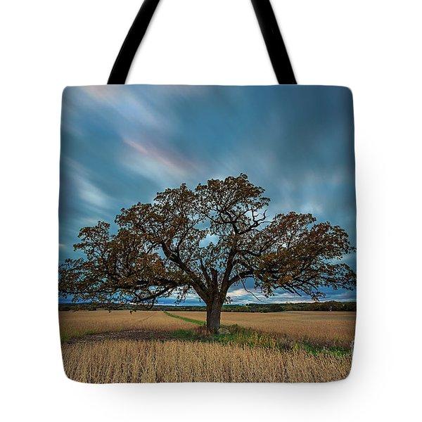 Rooted Waukesha Tote Bag