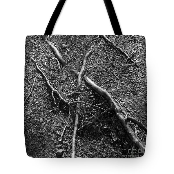 Roots Tote Bag by A K Dayton