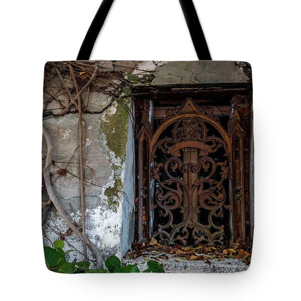 Roots And Rust Tote Bag